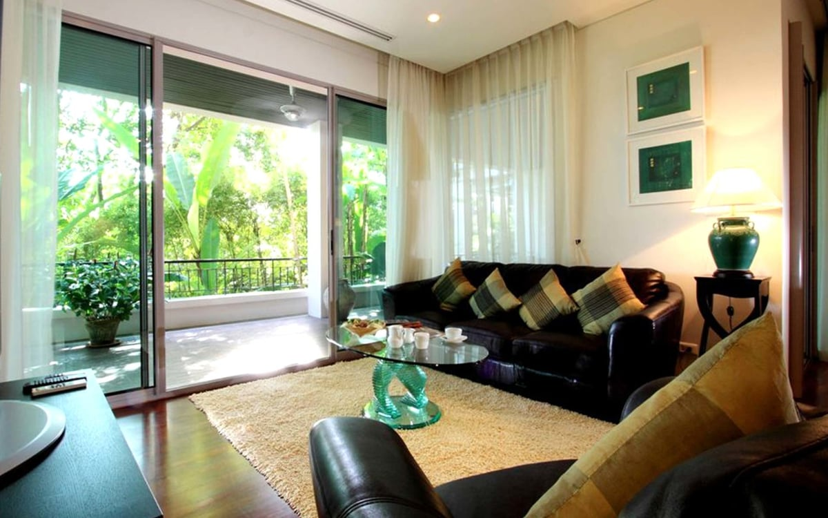 Kata Gardens 2 bed holiday apartment (8A)