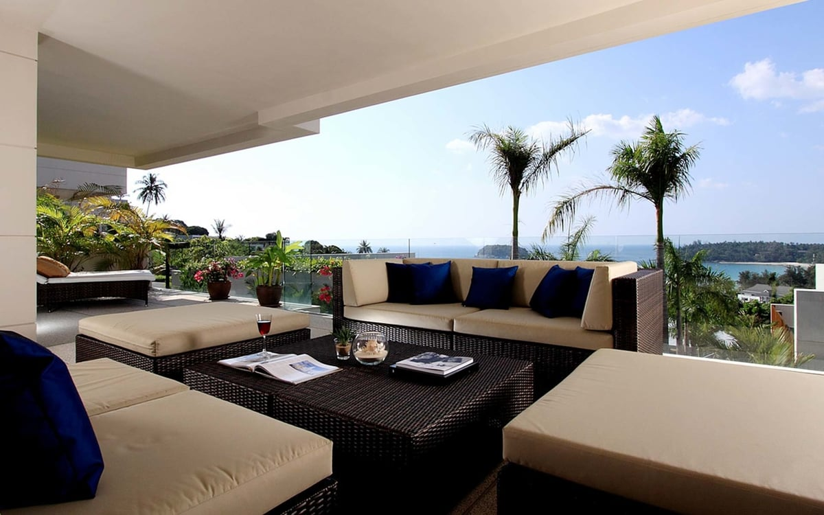 The Heights Phuket luxury ocean view (B22)