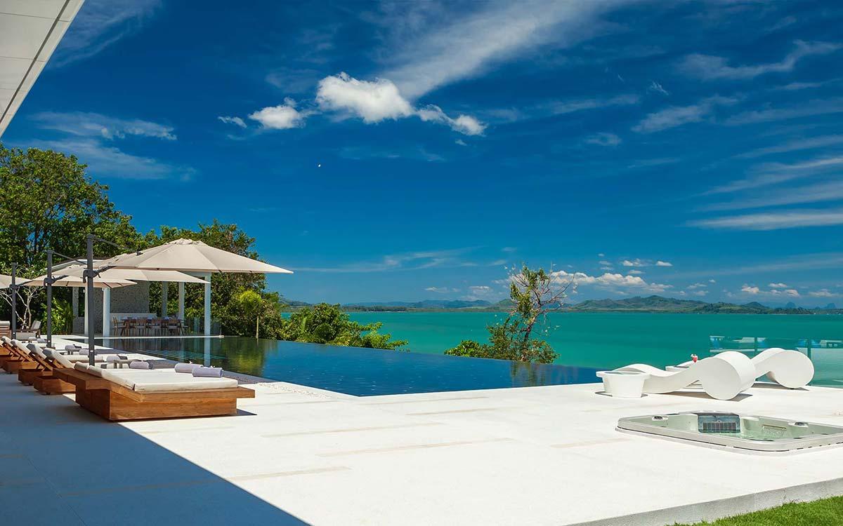 Villa Amarapura with private pool