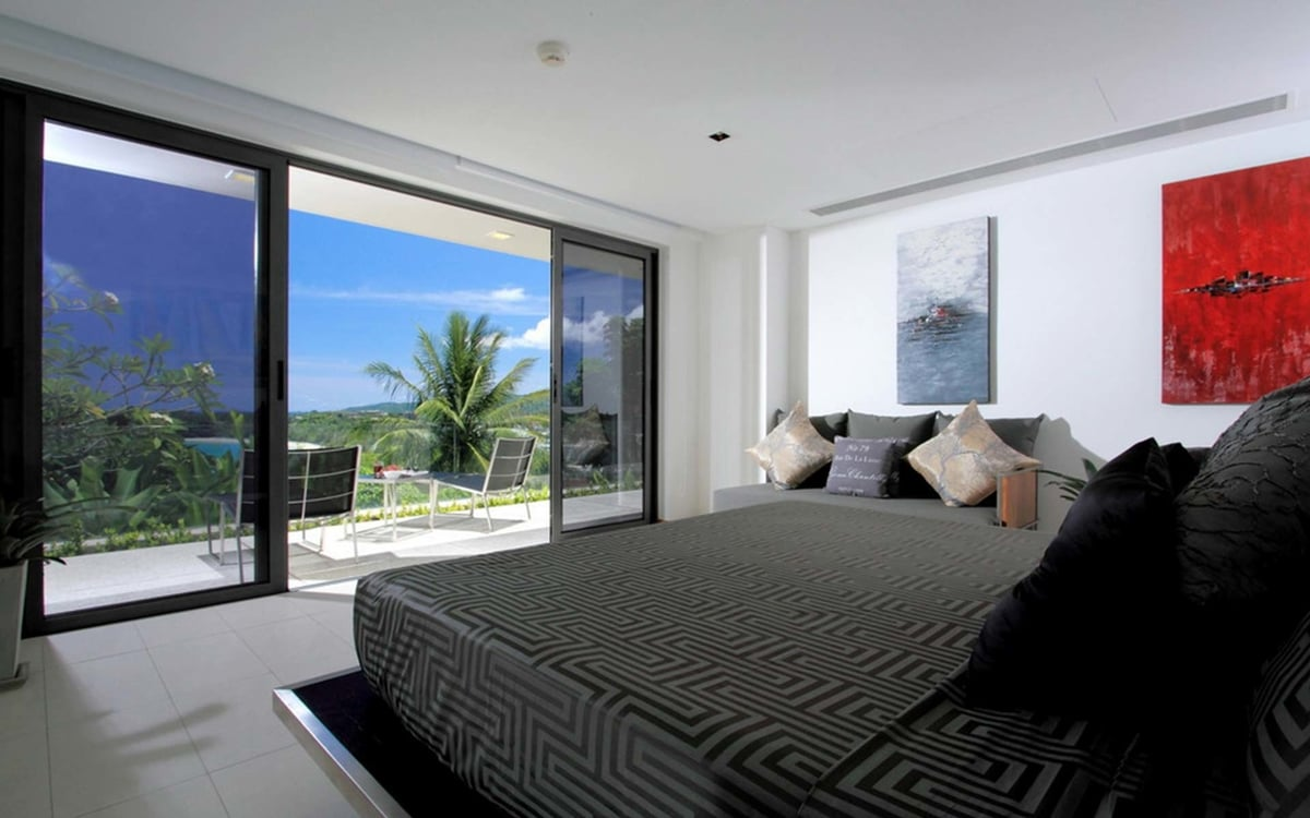 The heights phuket 3 bed seaview penthouse