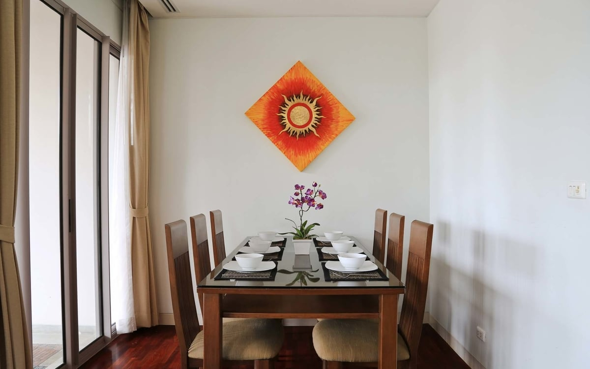 Kata Gardens Phuket luxury 2 bed Apartment (4B)