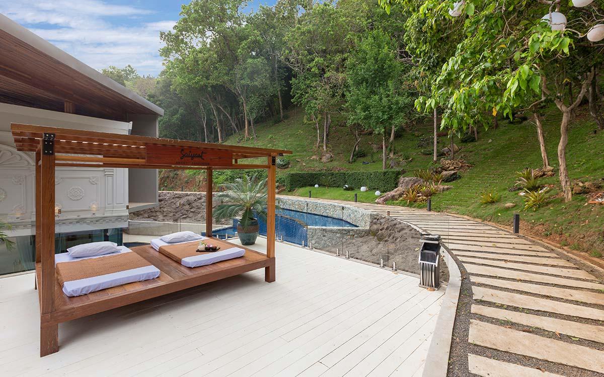 Thousand Hills 9 Bed Villa in Nai Harn, Phuket