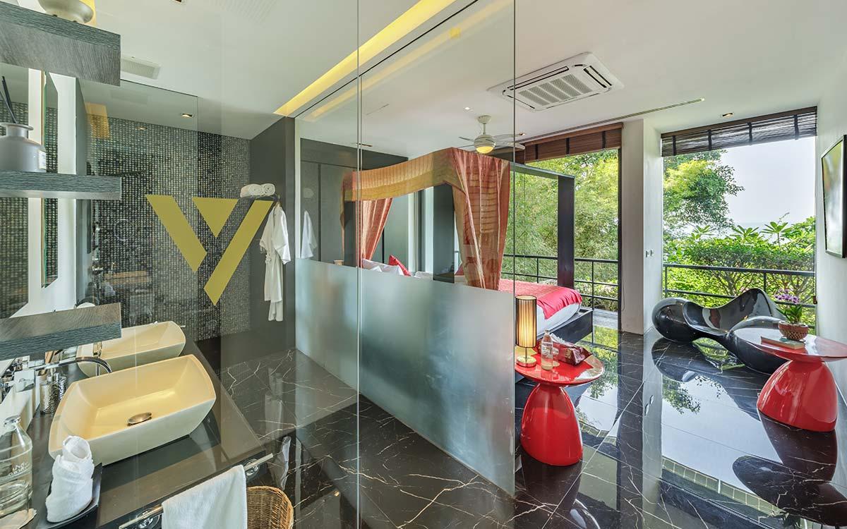 Yang 4 Bed Villa in Kamala, Phuket