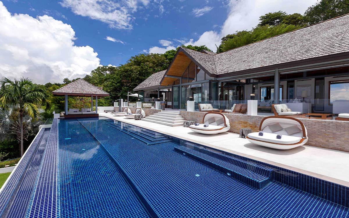Chan Grajang 6 Bed Villa in Surin, Phuket