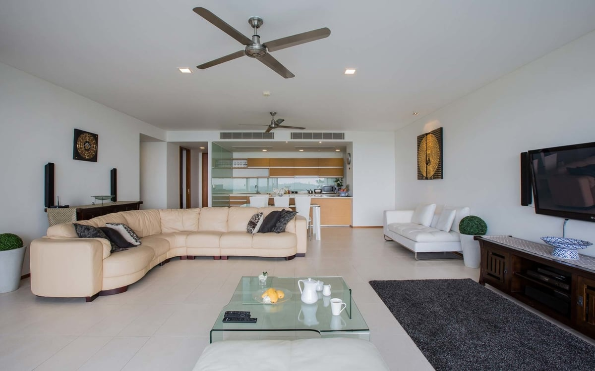 The Heights Phuket 2 Bed Ocean View (C1)