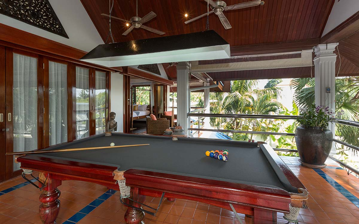 Talay 11 Bed Villa in Nai Harn, Phuket