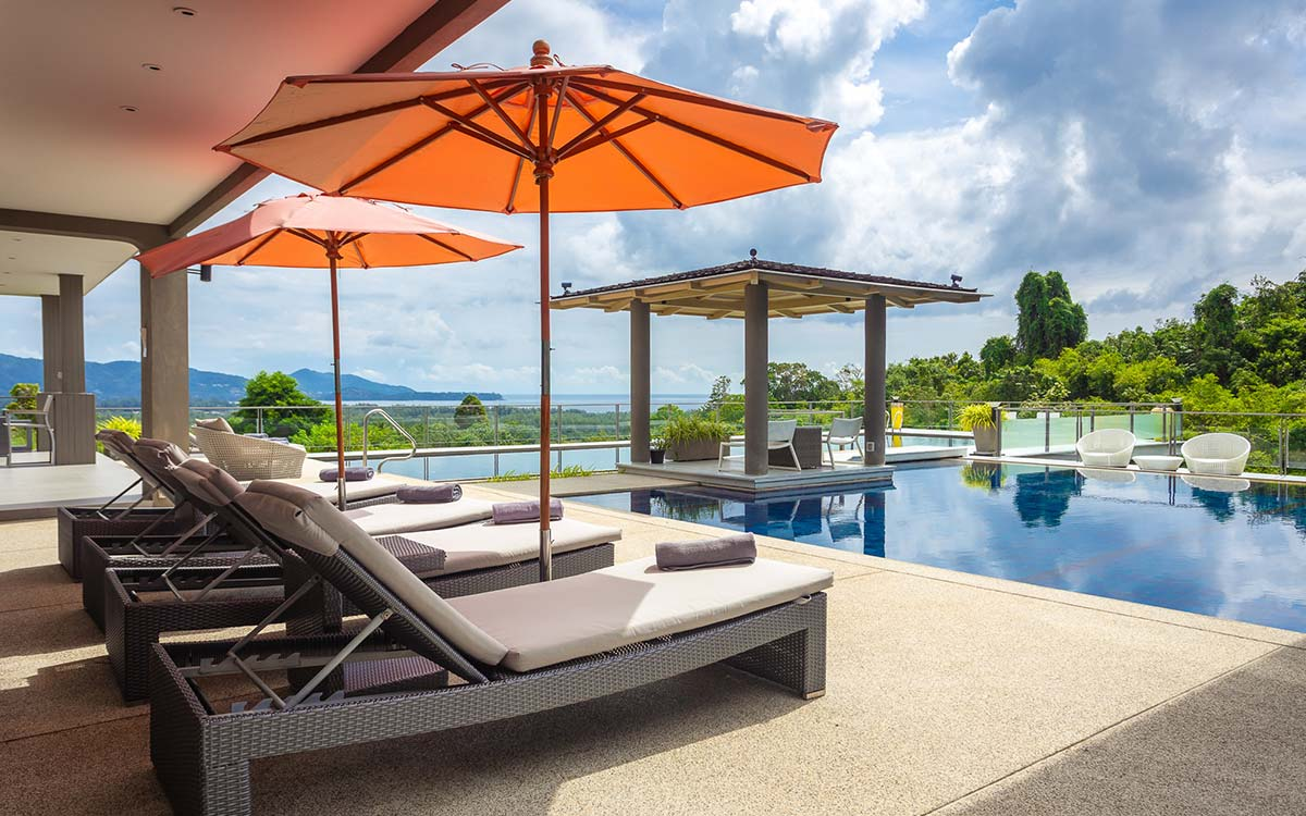 Suriyan 8 Bed Villa in Layan, Phuket