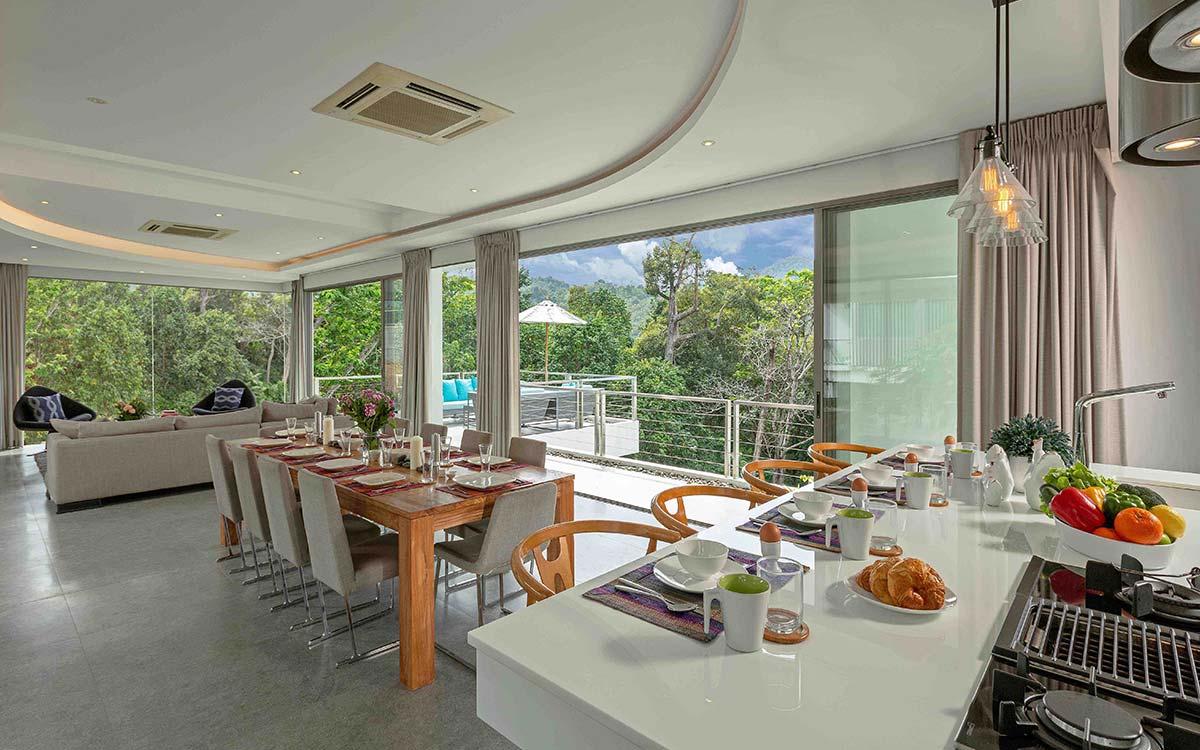 Kamonchat 7 Bed Villa in Kamala, Phuket