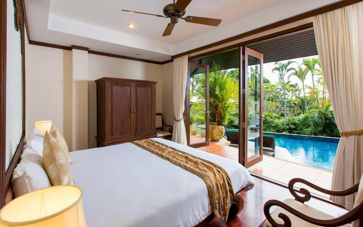 Katamanda villa Phuket 3 bed with private pool (E5)