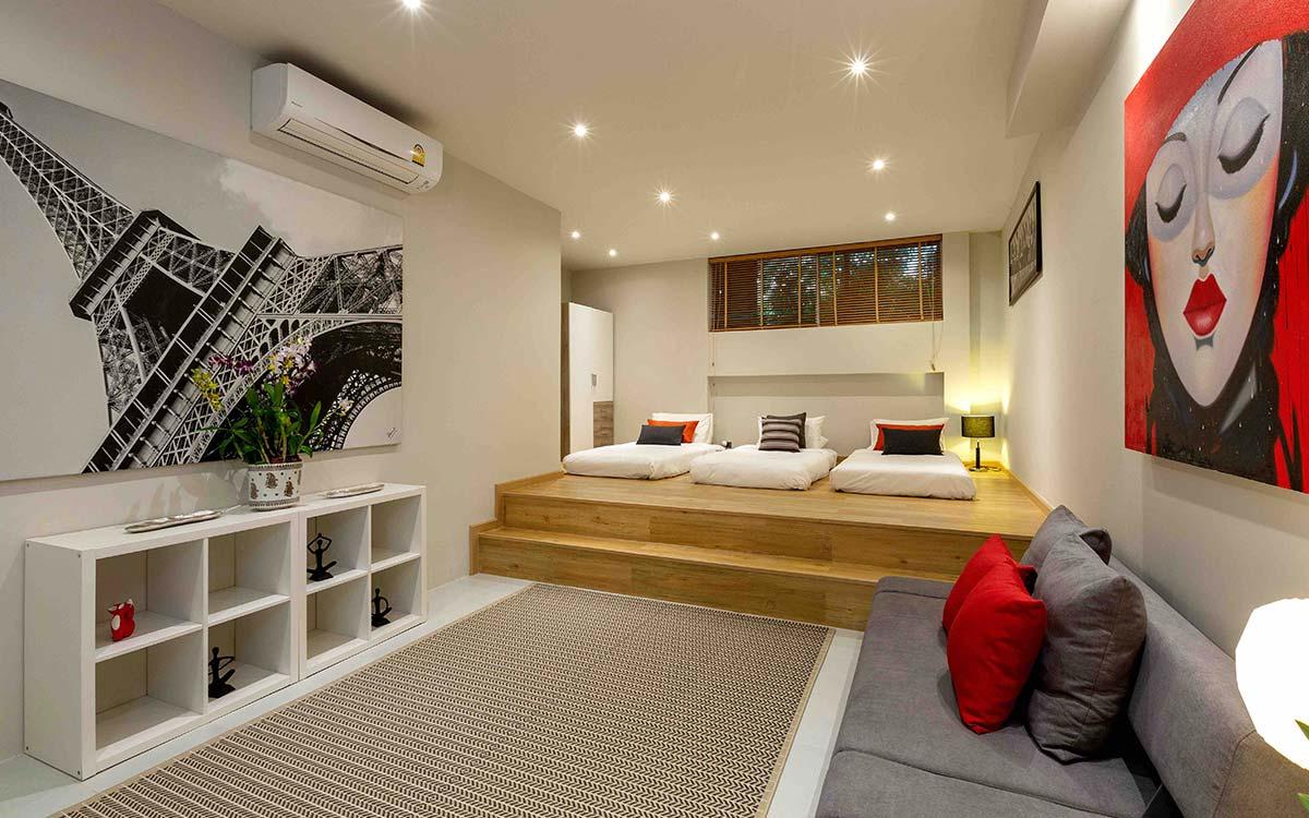 Napalai 6 Bed Villa in Layan, Phuket