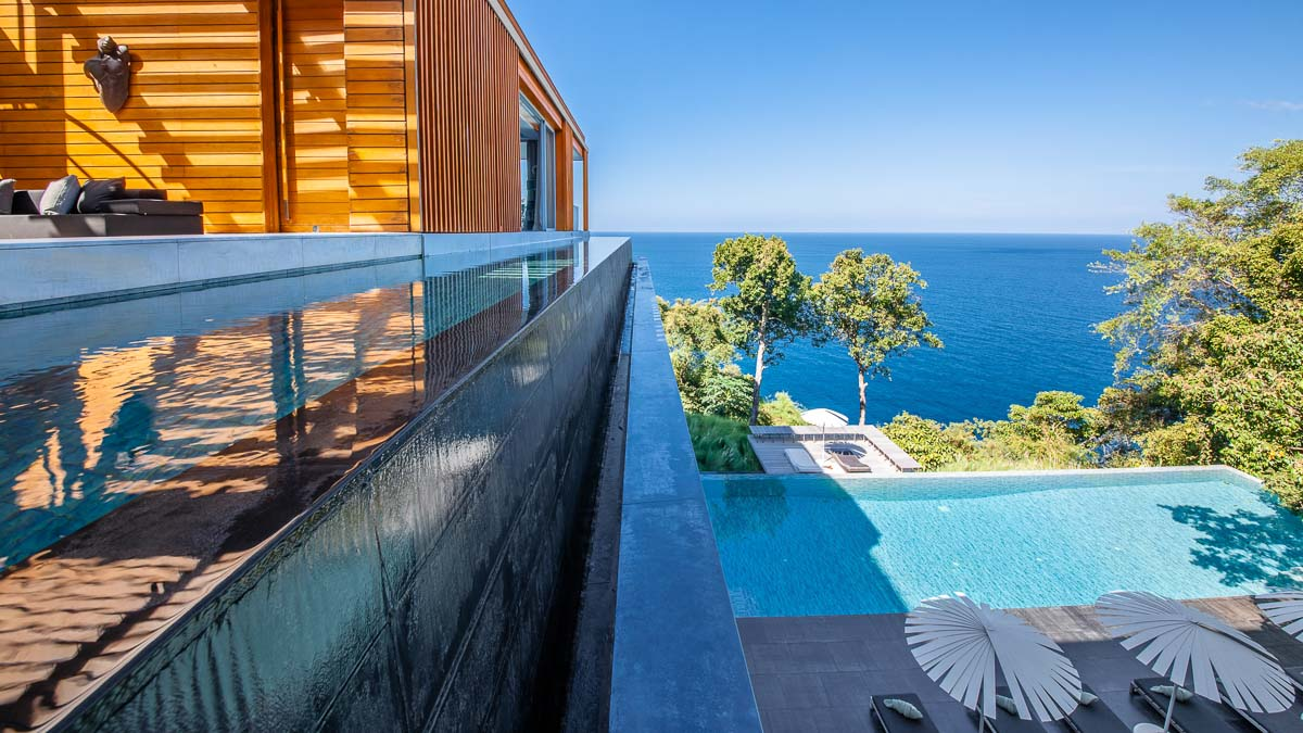 Villa Mayavee with private pool