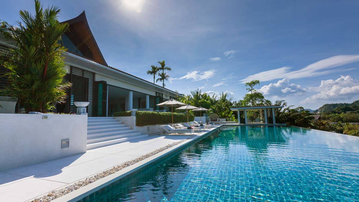 Villa Oceans 11 with private pool