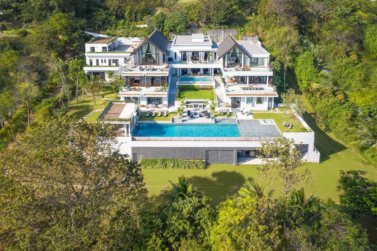 Villa Alchemy with private pool