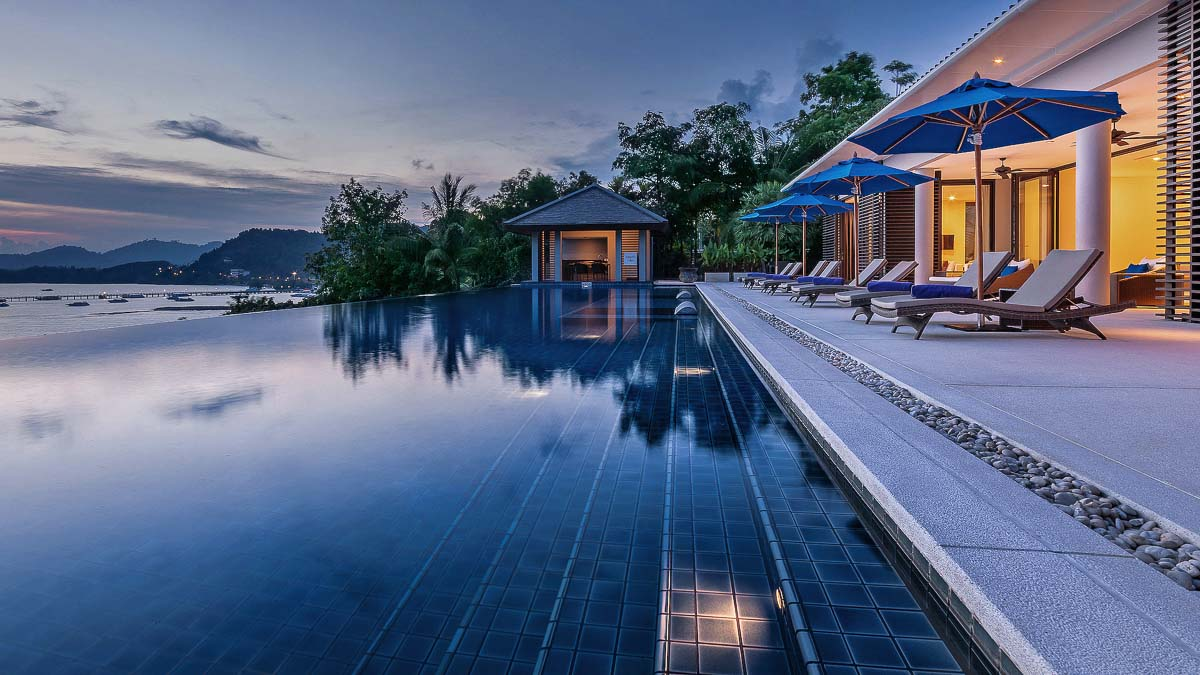 Villa Padma with private pool