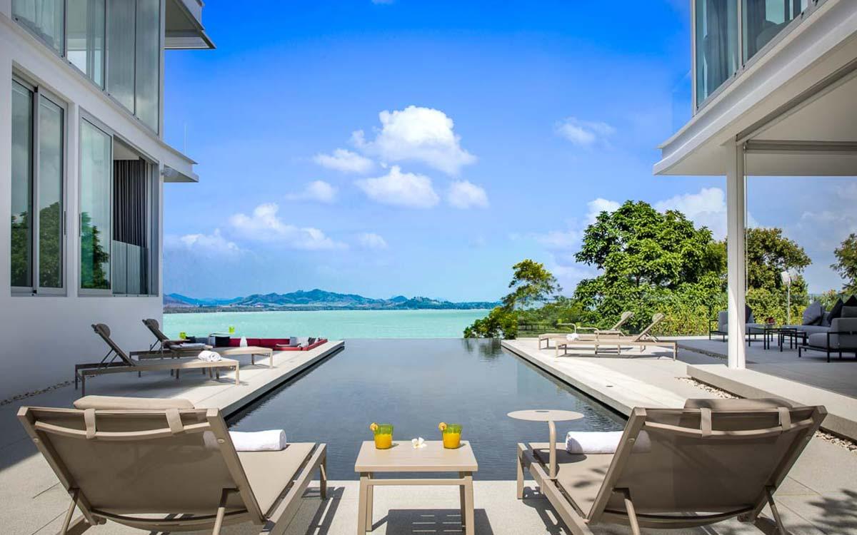 Villa Assava with private pool
