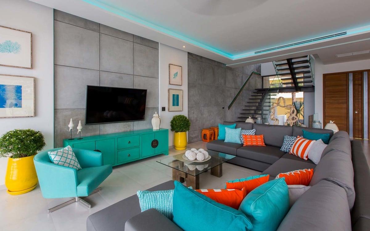 Villa omari 5 bedroom villa with private pool
