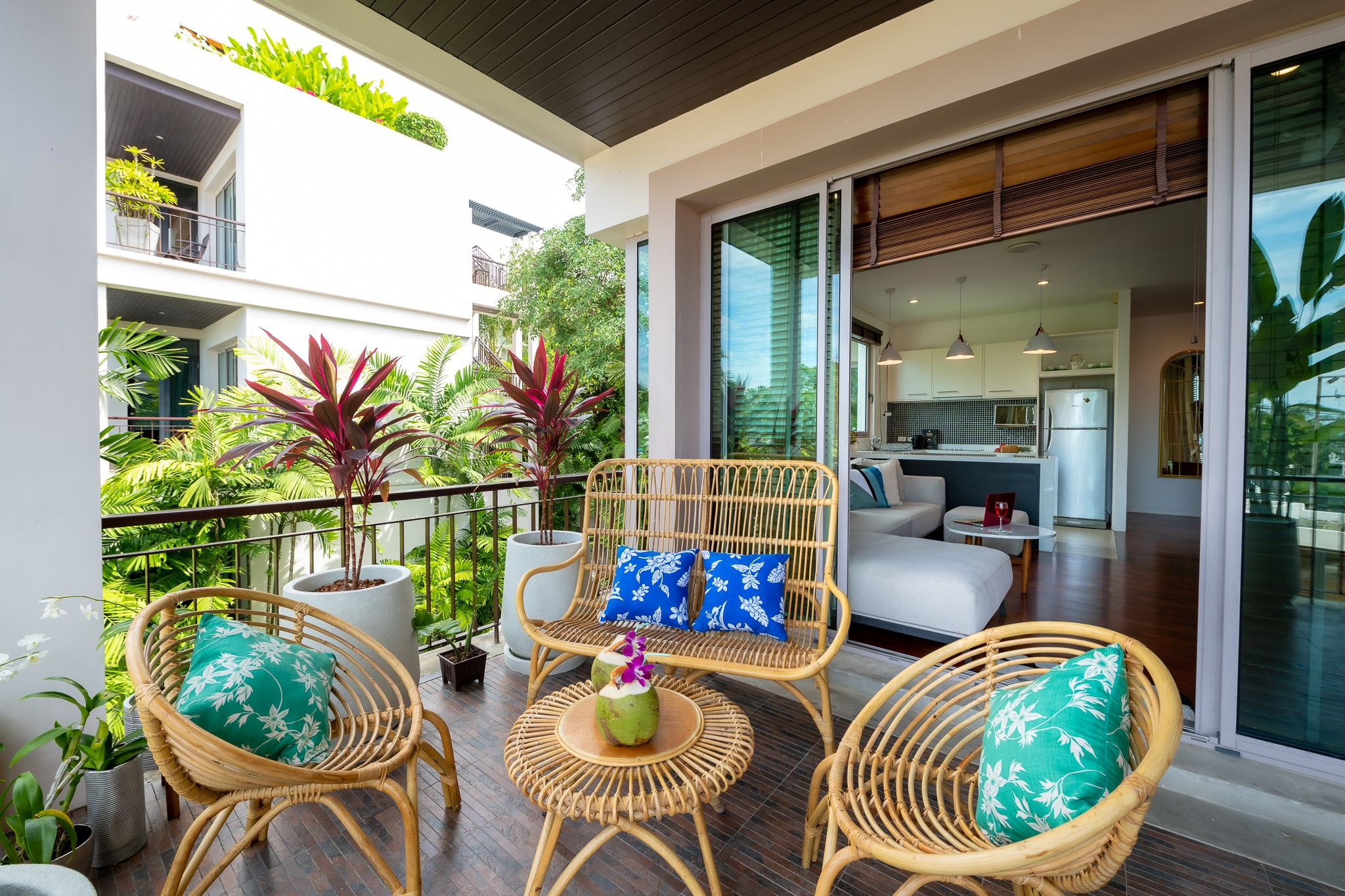 Kata Gardens Phuket beach apartment (5B)