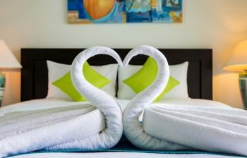 Kata Villa Rental Bedroom