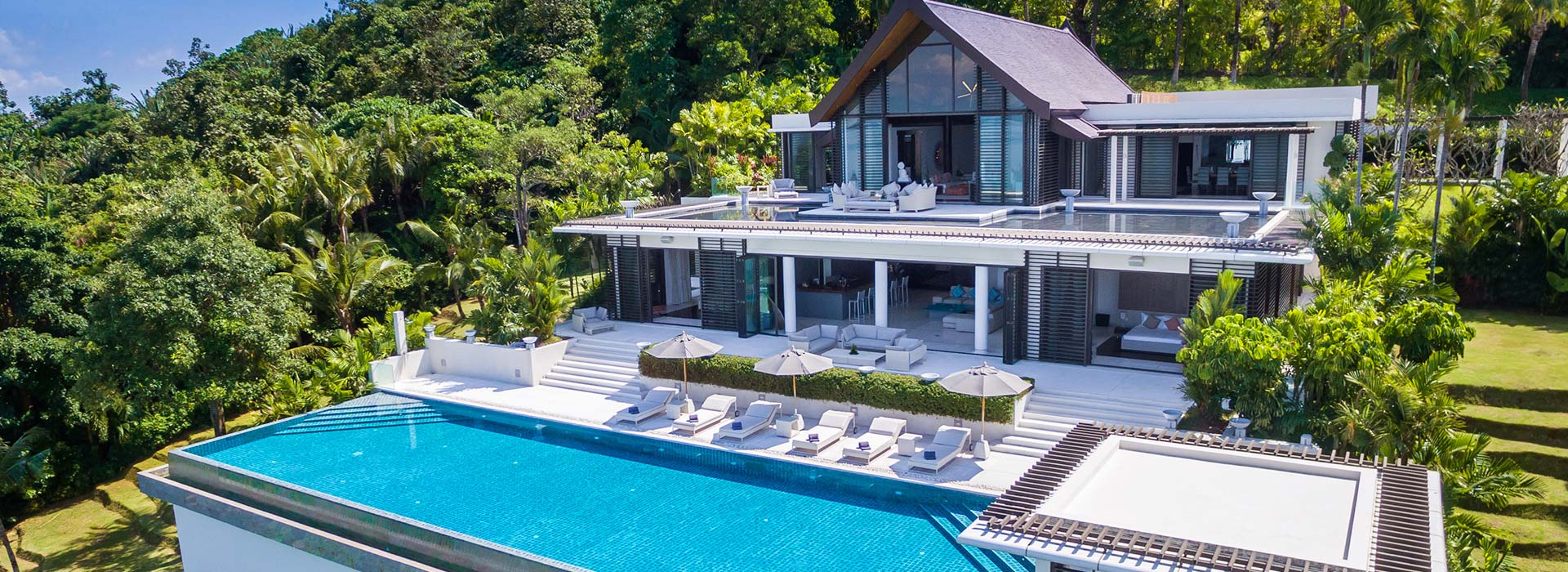 Villa Oceans 11<br>with private pool