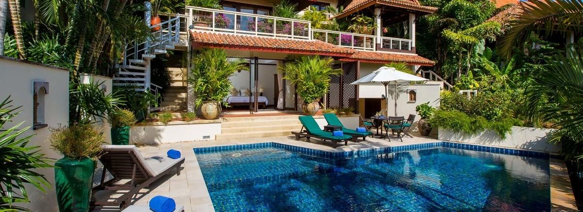 Katamanda villa Phuket<br>3 Bed with private pool