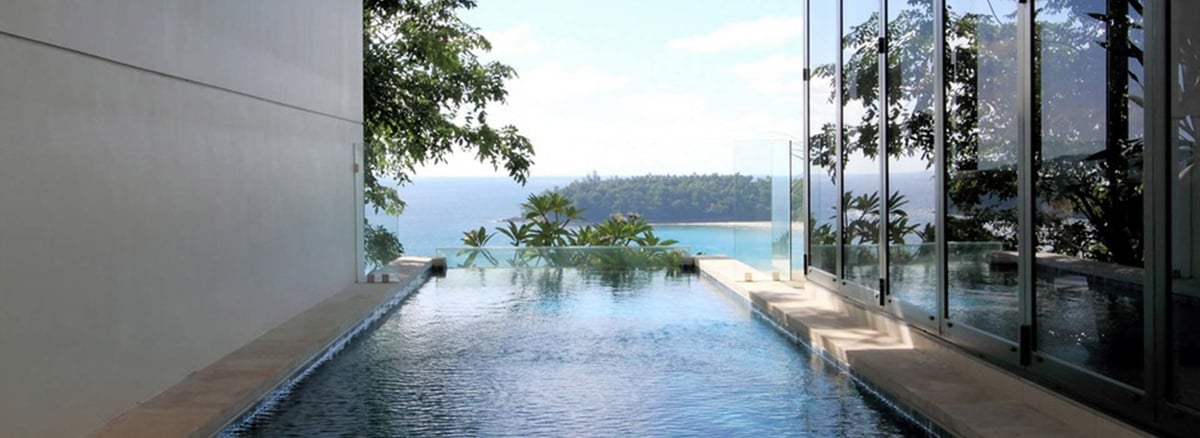 The Heights Phuket<br>3 Bed Penthouse Seaview