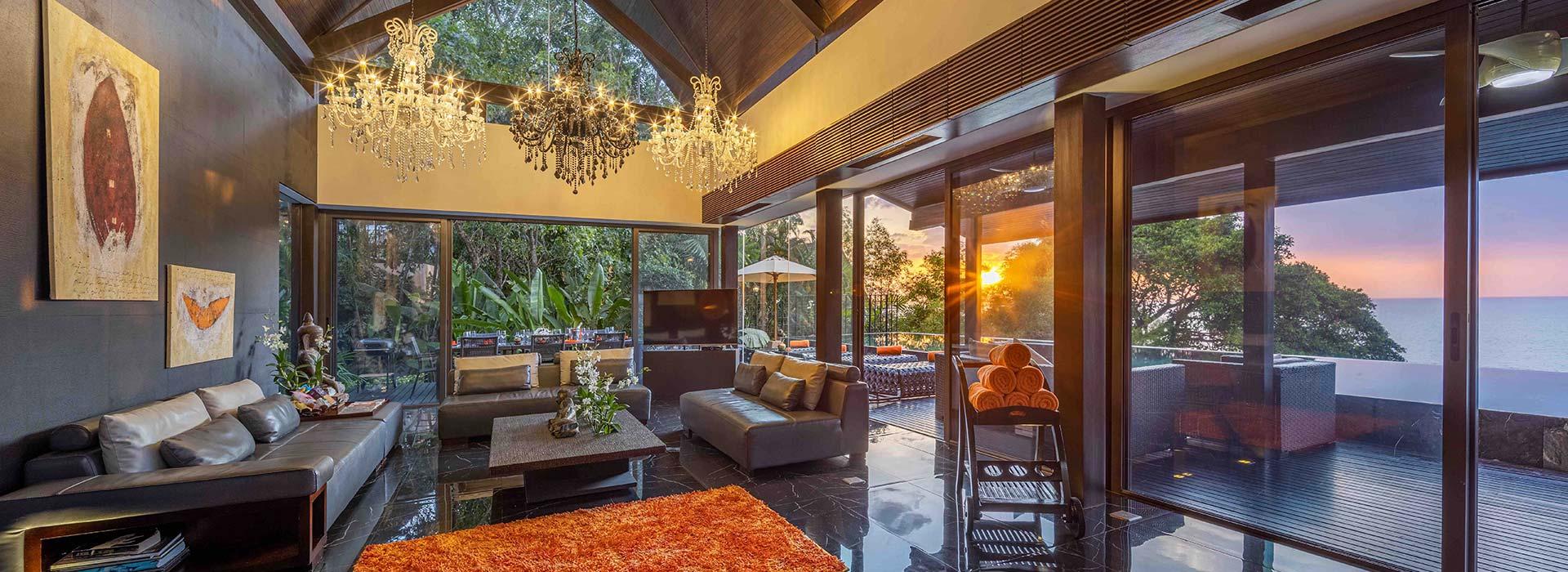 Yang 4 Bed Villa<br>Kamala, Phuket