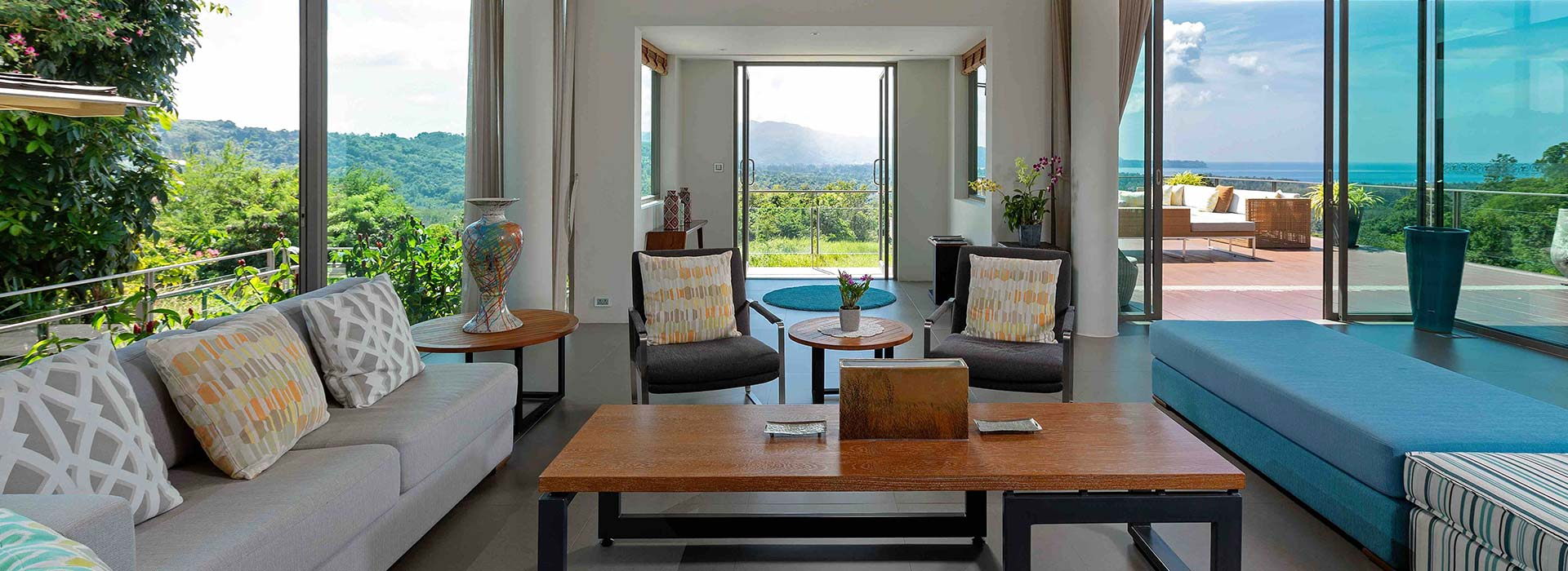 Suriyan 8 Bed Villa<br>Layan, Phuket