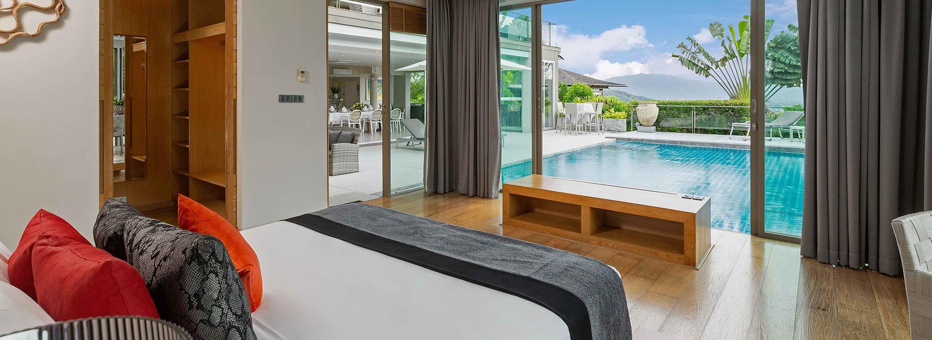 Napalai 6 Bed Villa<br>Layan, Phuket