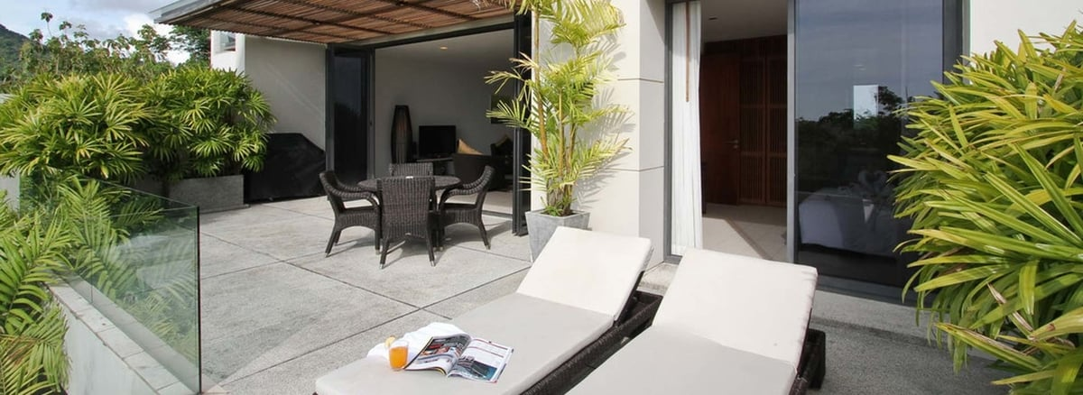 The Heights Phuket<br>Family Apartment