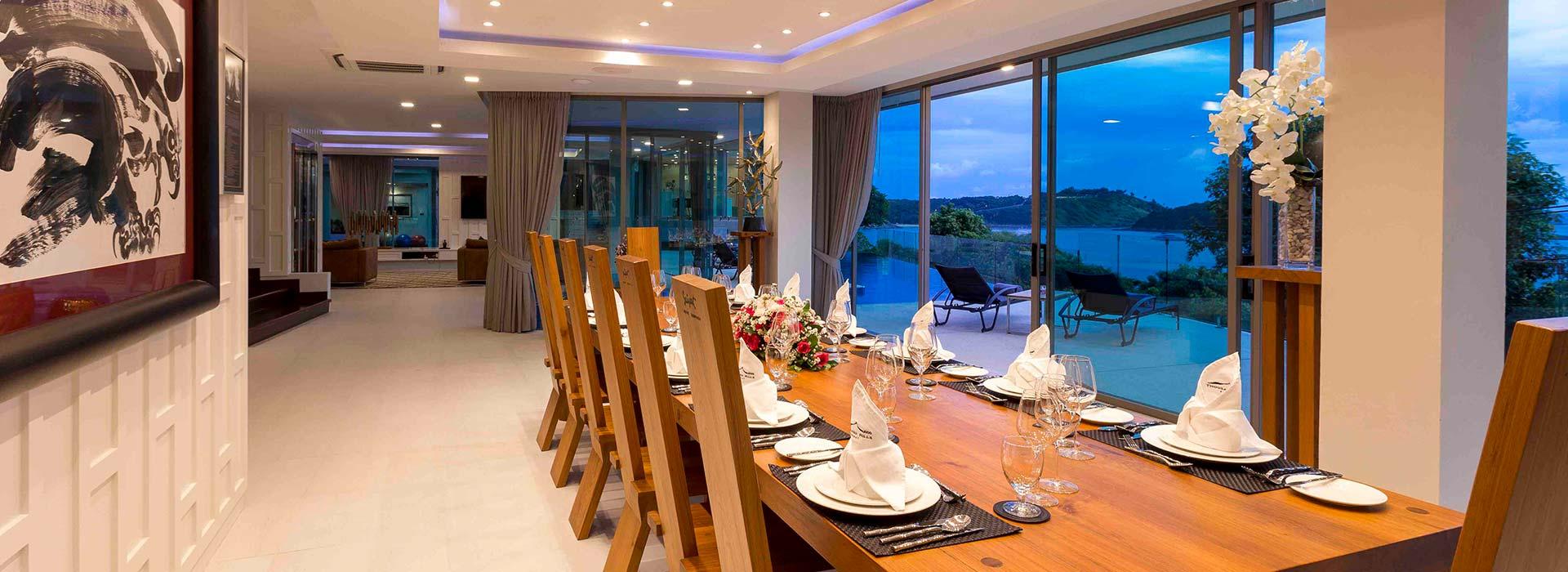 Thousand Hills 9 Bed Villa<br>Nai Harn, Phuket