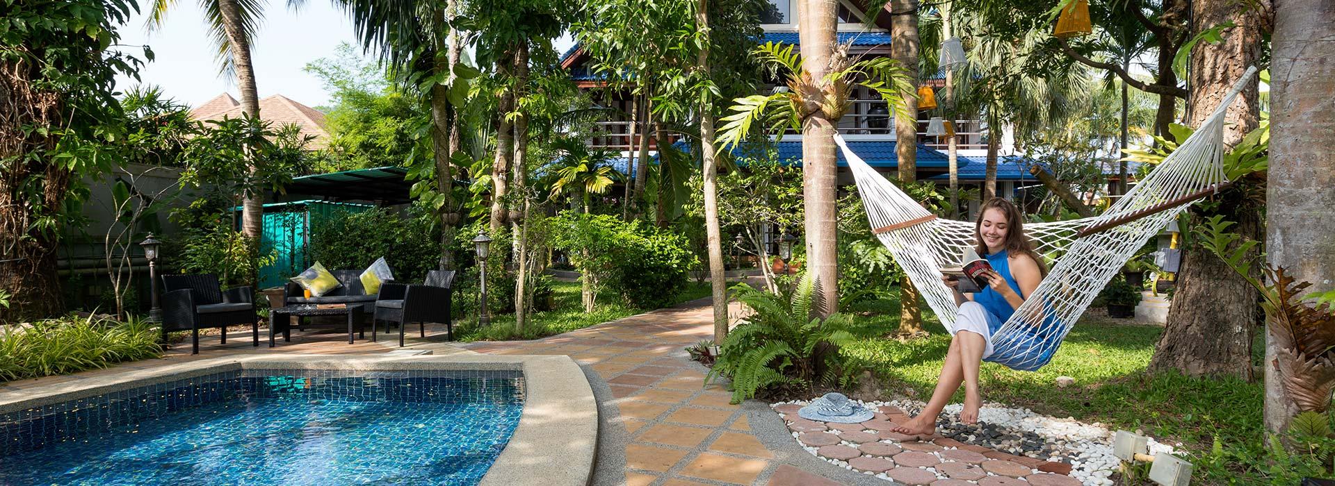 Talay 11 Bed Villa<br>Nai Harn, Phuket