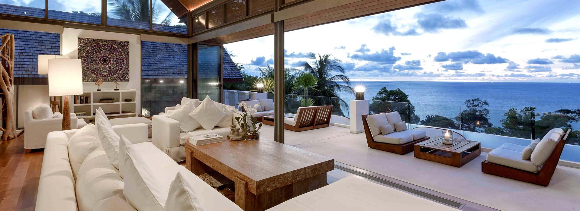 Chan Grajang 6 Bed Villa<br>Surin, Phuket
