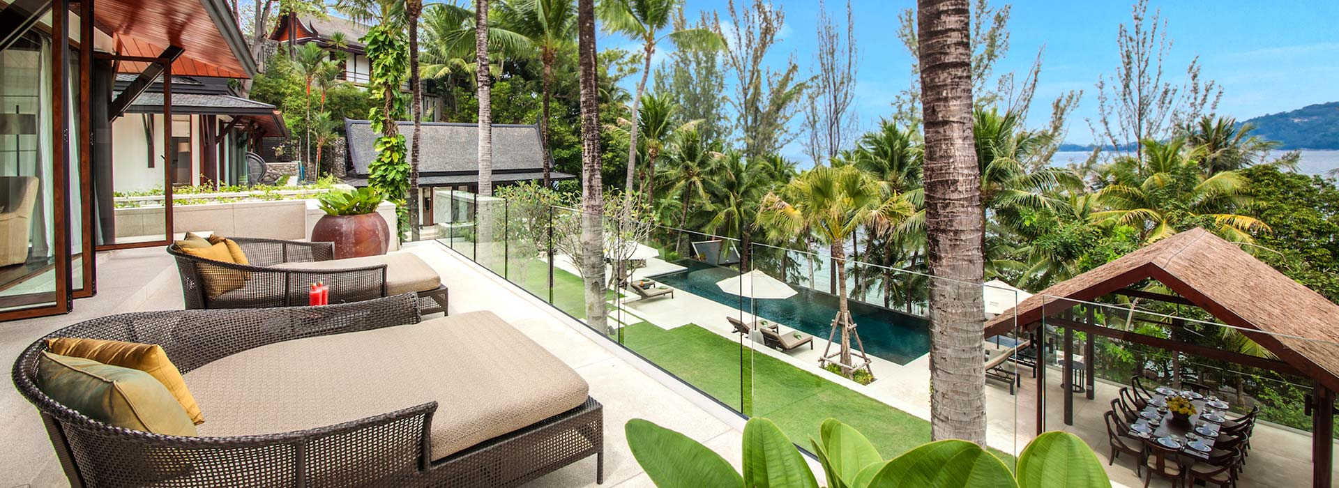 Villa Analaya 6 Bedrooms<br>with private pool