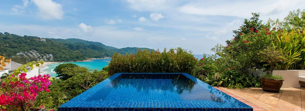 Kata Gardens Penthouse seaview<br>with rooftop pool