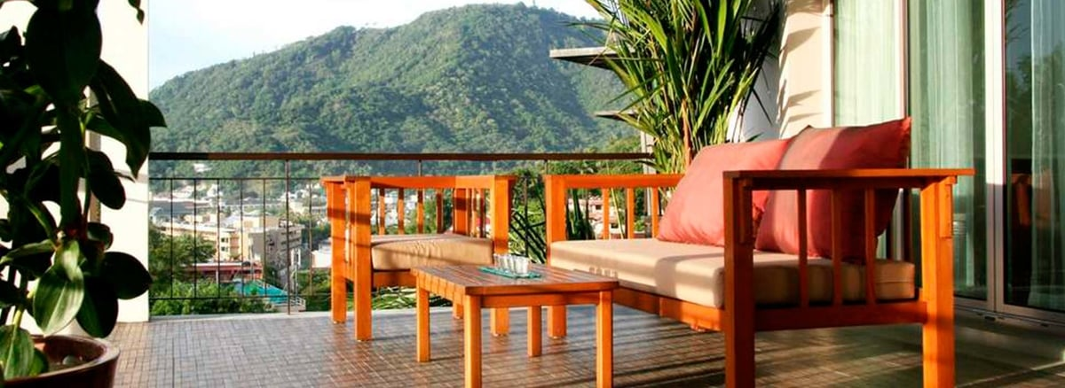 Seaview Kata Gardens Penthouse<br>with Private Rooftop