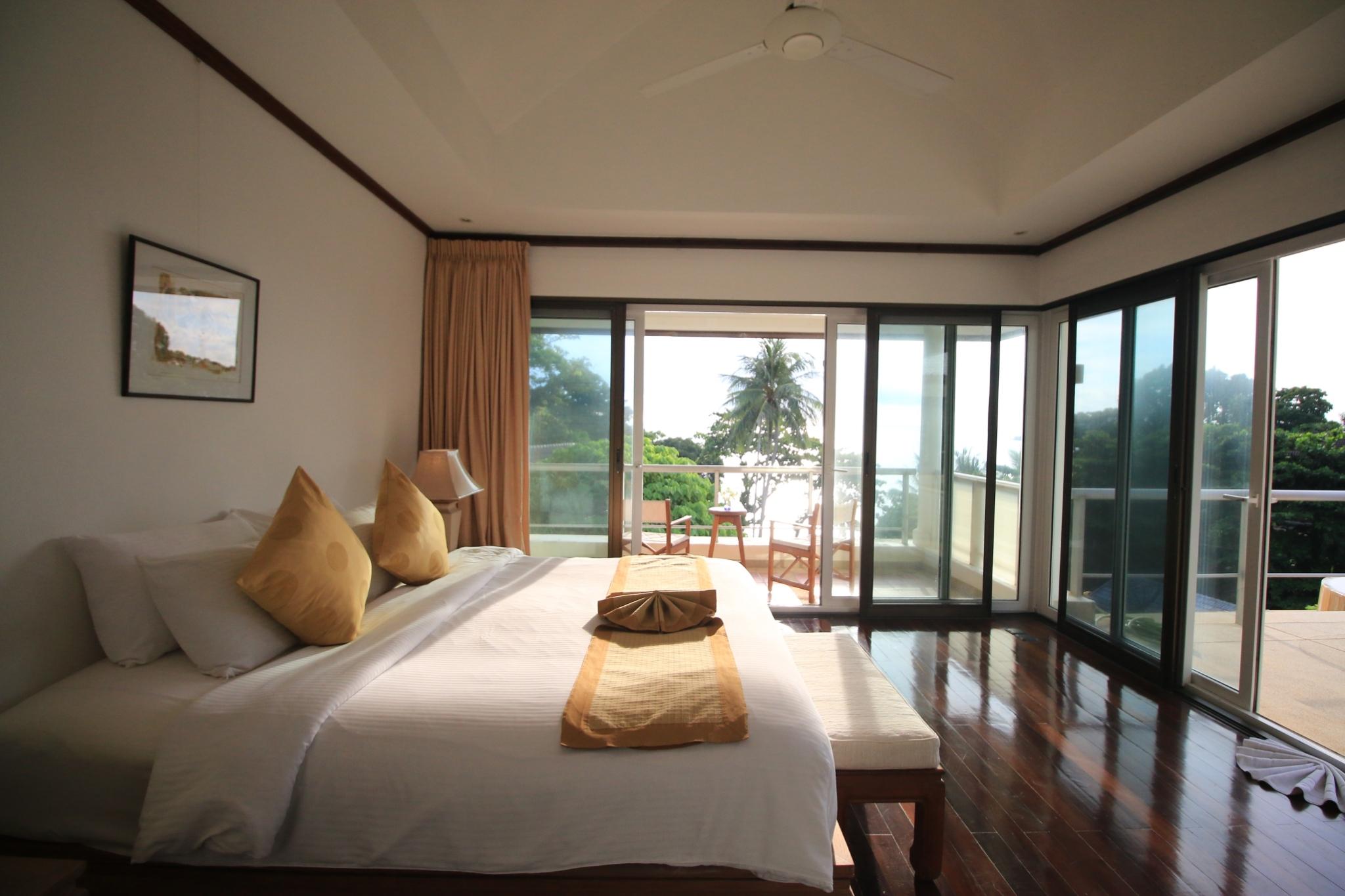 Baan Kata ocean 3 bedroom villa with private pool