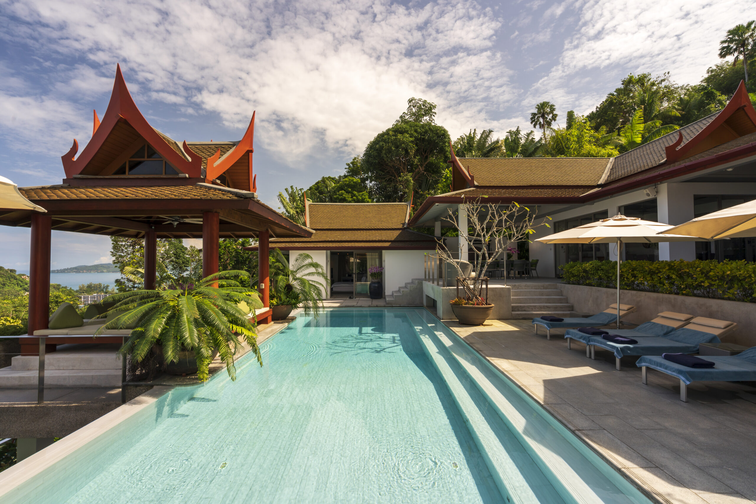 Ayara 4 Bed Villa Surin, Phuket