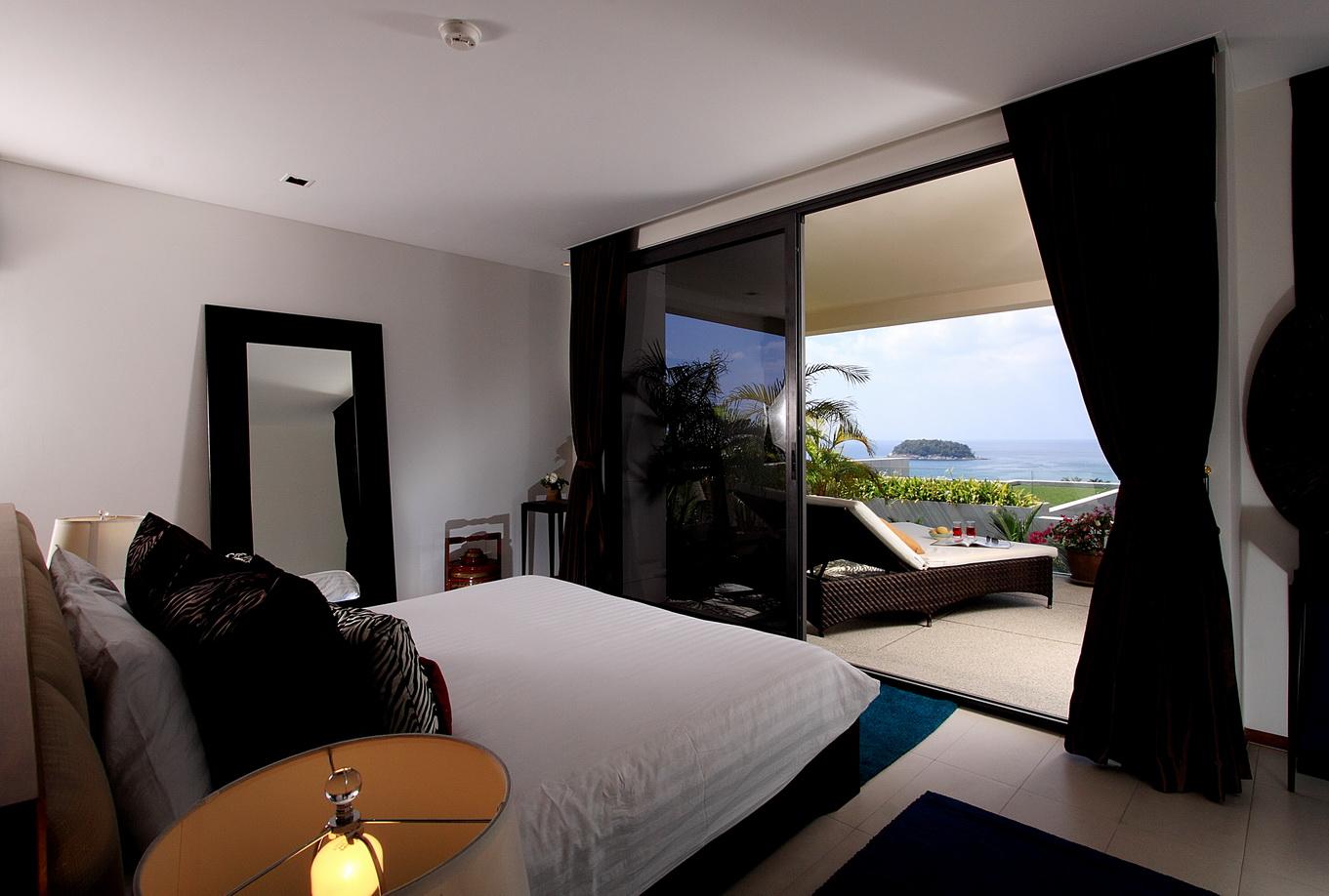 The Heights Kata luxury<br>ocean view 2bedroom (B22)