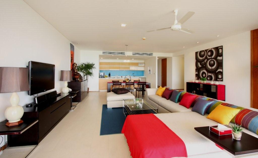 The Heights Kata luxury ocean view 2bedroom (B22)