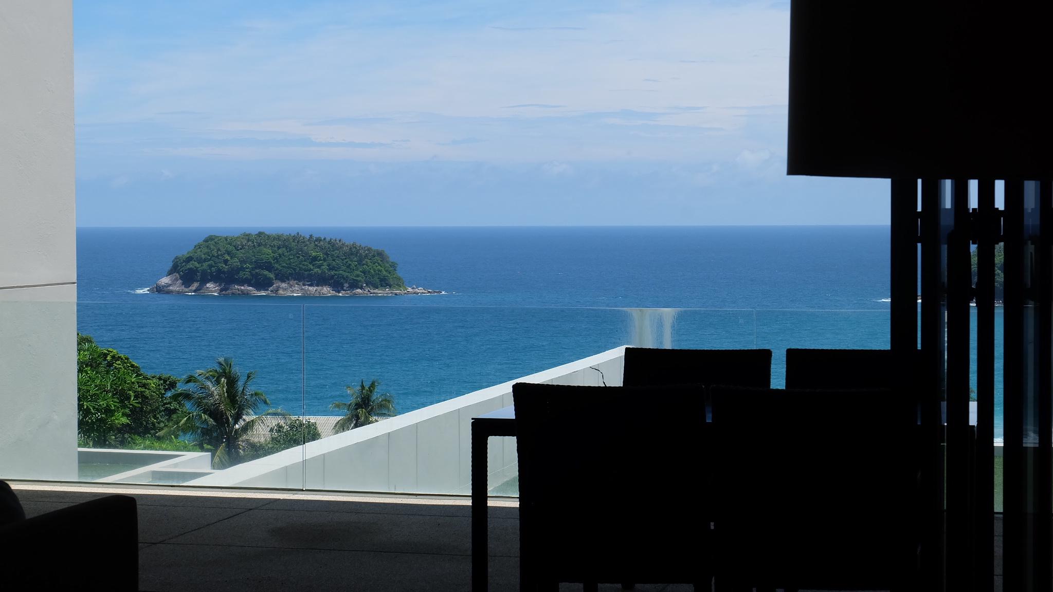 The heights Kata ocean view