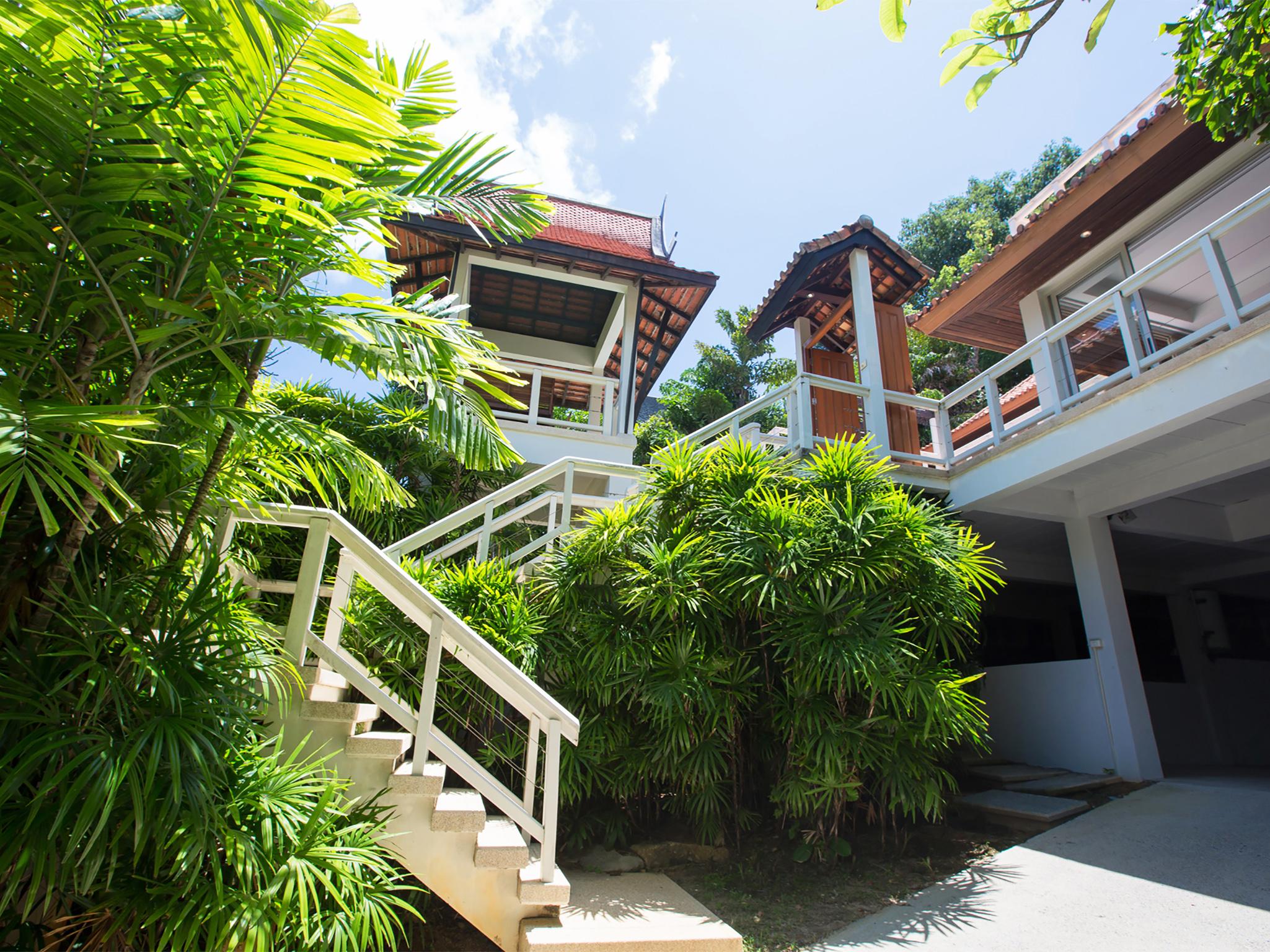 Katamanda villa Baan Chaitalay